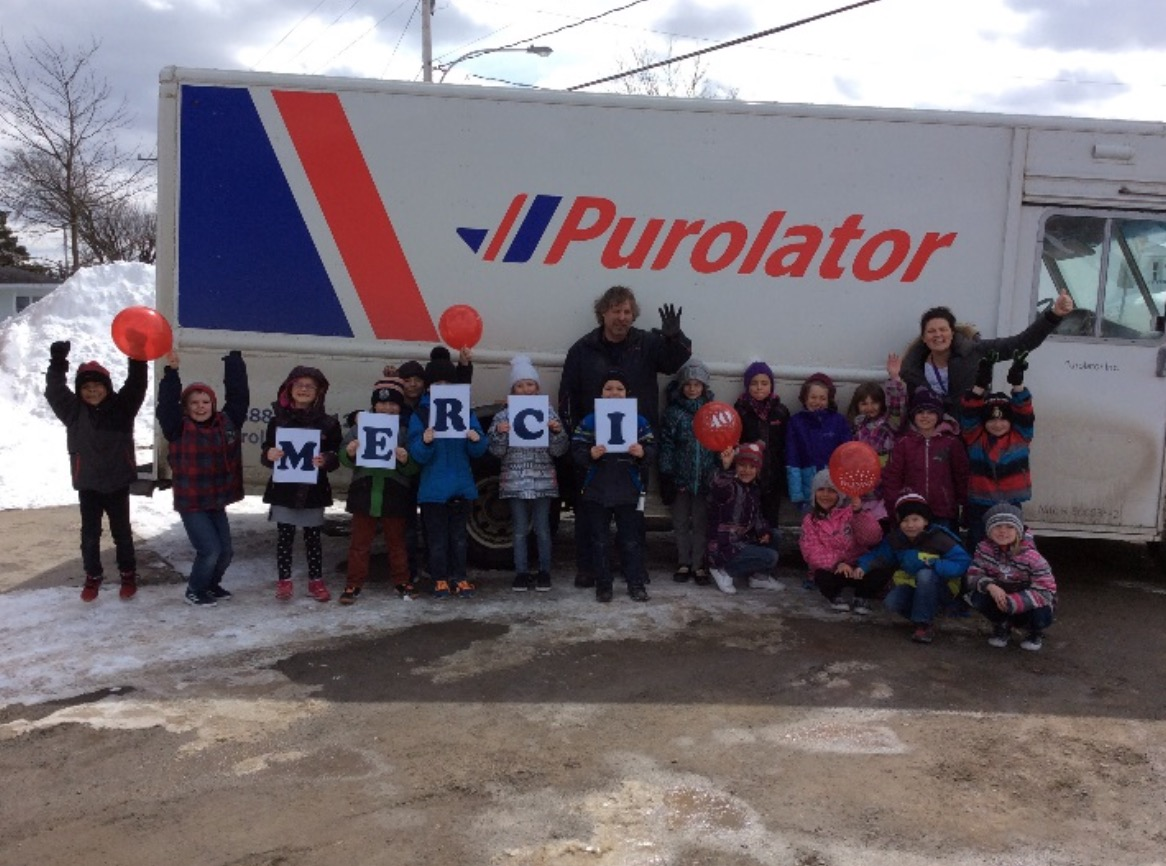 50 tons of batteries collected by thousands of students across Quebec