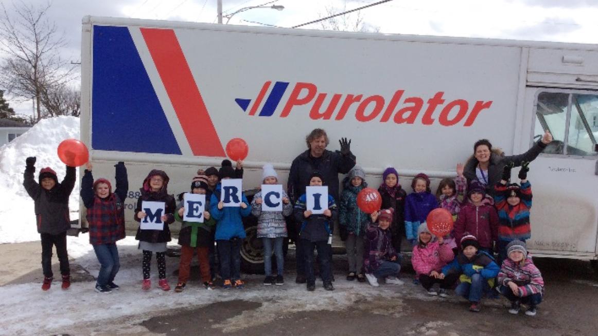 50 tonnes de piles et de batteries amassées par des milliers de jeunes à travers le Québec