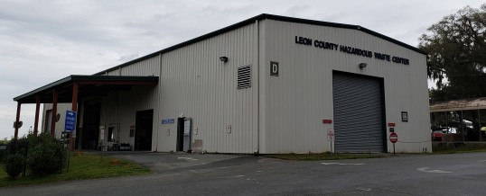 Call2Recycle Collection Site Spotlight: Leon County HHW