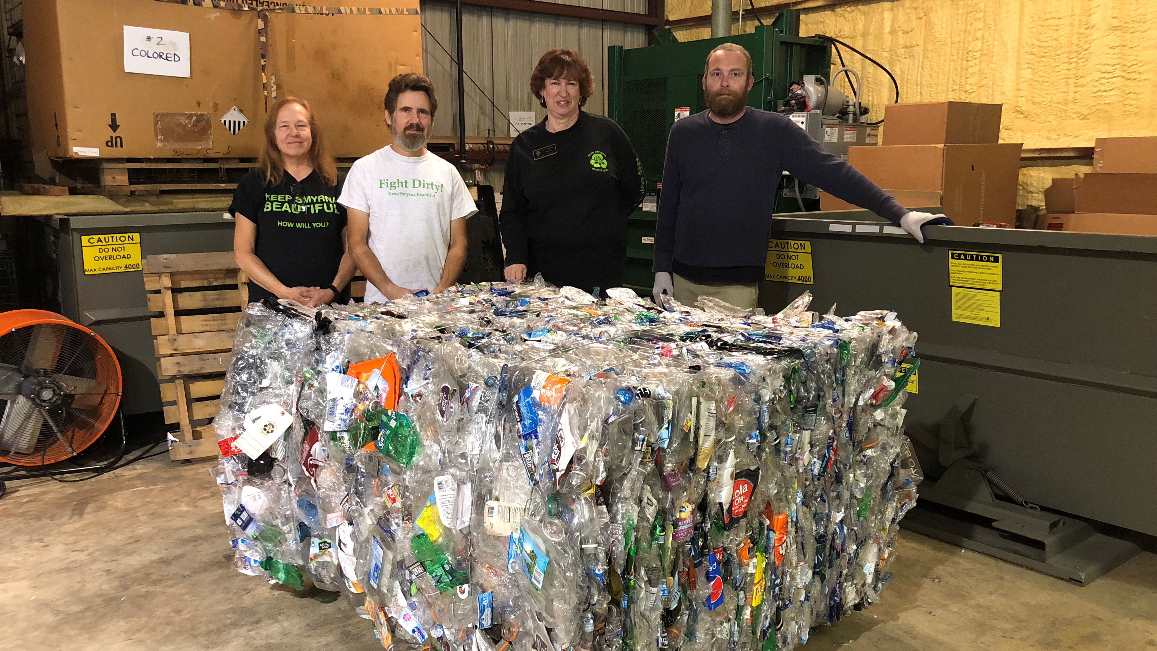 Call2Recycle Collection Site Spotlight: Keep Smyrna Beautiful